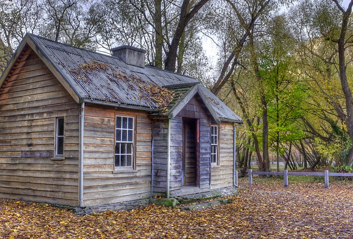 Arrowtown Goldminer's Cottage