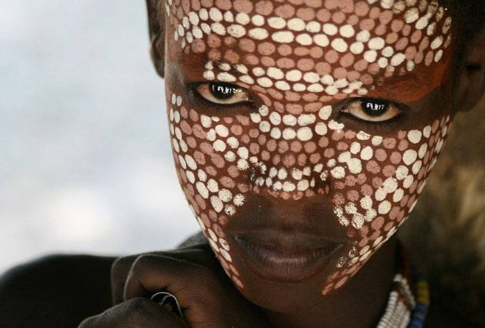 Omo Valley Boy, Ethiopia